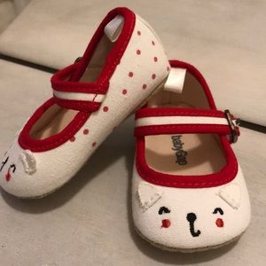 Teddy Bear Shoes